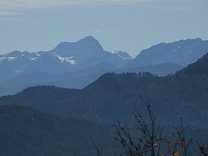 Triglav - Slovenias highest peak